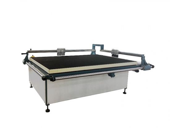 SY-1215 Manual Glass Cutting Machine
