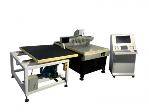 Mirror cutting machine