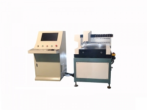 Small glass cutting machine