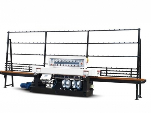 vertical edging machine