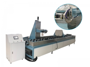 glass tube cutting machine