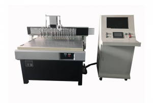 Multi cutter glass cutting machine