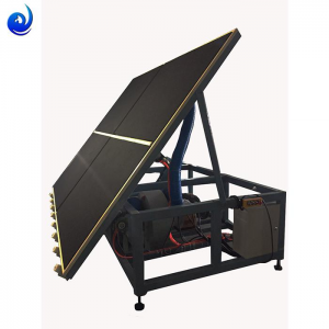 Tilt air flotation table